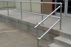 5 diy metal stair railing examples projects simplified building