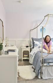 sydney u0027s teen room reveal with sherwin williams pb teen pb