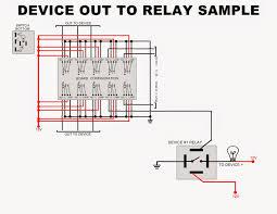 wiring diagram spst relay juanribon com magnetic coil inside of