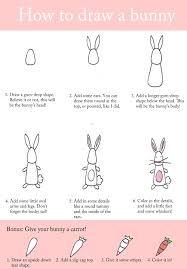 helpful tutorial how to draw a bunny u2014 cakespy