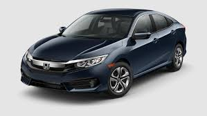 Price Of Brand New Honda Civic 2018 Civic Sedan U2013 Sleek U0026 Sophisticated Honda