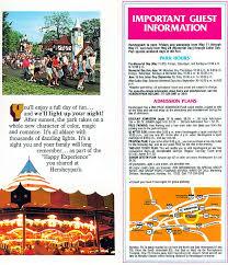 Pennsylvania travel brochures images Theme park brochures hersheypark theme park brochures jpg