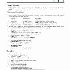 objective on resume exles sle resume objectives for part time new resume objective