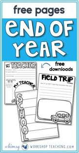 free looking for a hands on and fun end of the year activity