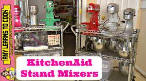 Black Tie Stand Mixer Stand Mixer Storage Cart Kitchenaid Bosch Universal Breville