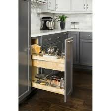kitchen base cabinets ebay details about 5 utensil bin kitchen base cabinet pull out soft flatware organizer wood