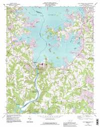 Map Nc Lake Norman South Topographic Map Nc Usgs Topo Quad 35080d8