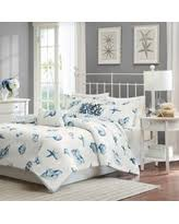 Beachy Comforters Sets Last Minute Deals On Harbor House Bedding Sets