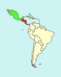 Central America Map With Capitals Central And South America Map With Capitals Clipart Free Clipart