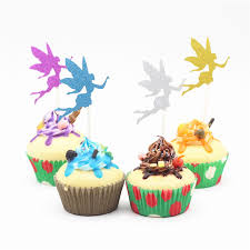 fairy cake topper 12 pcs butterfly fairy cake topper birthday party favors cake