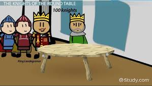 round table grand lake knights of arthur s round table legend overview video lesson
