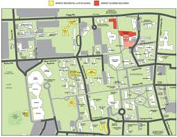 Western Michigan University Campus Map by Uri Campus Map Uri Bay Campus Map Uri Campus Map Spainforum Me