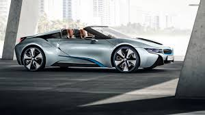 Bmw I8 360 View - bmw i8 spyder concept to launch at ces 2016 gtspirit