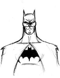 batman quick sketch by norbyela on deviantart