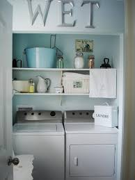 How To Decorate Your Laundry Room 10 Clever Storage Ideas For Your Tiny Laundry Room Hgtv S