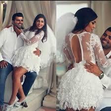 aliexpress com buy latest design plus size short wedding dress