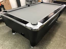 used valley pool table used coin operated pool table table 110817 used coin operated bar
