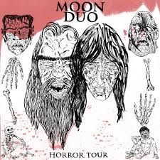 listen moon duo horror tour