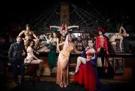 Bathtub Gin Burlesque Hottest Burlesque Shows In New York City Thrillist