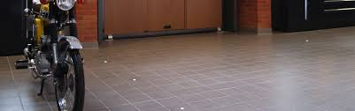 garage flooring garage floor tiles from dura garages