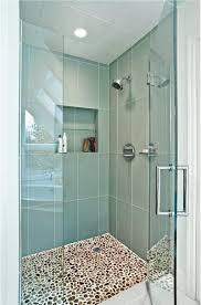 best 25 glass tile bathroom ideas on pinterest shower niche