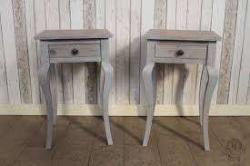 french style side table reclaimed pine french style bedside table small side table