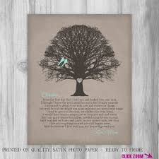 wedding keepsake quotes gift on wedding day from wedding day gift for