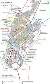 Pennsylvania City Map by Altoona Pennsylvania Wikiwand