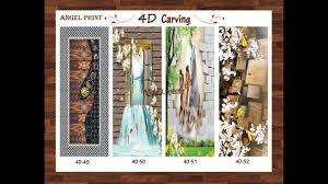 interior designer doors u0026 vinyl print sheets angel print youtube