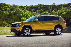 vw atlas volkswagen atlas the new vw 2018 suv new on wheels groovecar