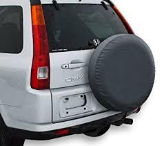 tire cover for honda crv amazon com 27 honda cr v spare tire cover automotive