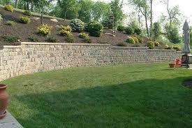 Unilock Walls Retaining Walls Pittsburgh Landscaping Contractor Pittsburgh