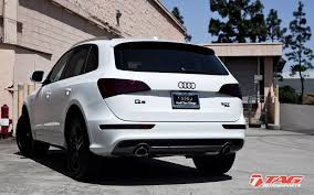 Audi Q5 Black - 2013 audi q5 tag blackout package tag motorsports