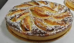 cuisine normande traditionnelle tarte aux pommes normande avec thermomix recette thermomix
