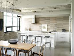 new york loft kitchen design 1000 ideas about loft kitchen on