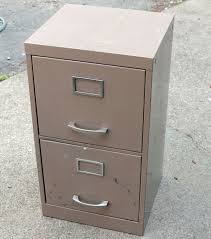 Metal Filing Cabinet Paint A File Cabinet Blue 5 Revamp U2013 Dollar Store Crafts