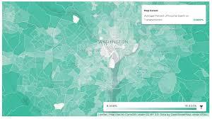 Walla Walla Washington Map by The Cost Of Commuting Vs Living Close U2013 A Blog By Mysidewalk