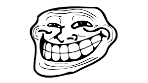 Troll Face Know Your Meme - smiling trollface trollface coolface problem know your meme