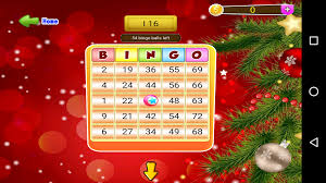 free bingo game in xmas theme android apps on google play