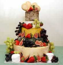 wedding cake made of cheese wedding cheese cakes