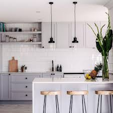 Design Kitchen Ideas Kitchen Light Cabinets Paint White Wall Design Color Painted