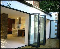 Interior Bifold Doors With Glass Inserts Glass Bifold Door Closet Doors With Glass Inserts Gallery Glass