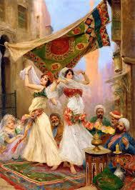 Harem Ottoman The Harem Dancers Fabio Fabbi Pinterest Harems