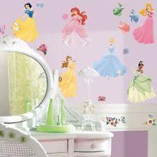 Disney Princess Room Decor Princess Bedroom Decor Ebay