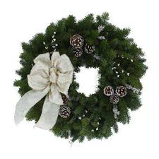 fresh wreaths garland decorations the