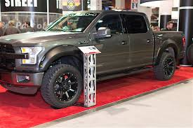 ford hunting truck first look 2016 roush f 150 with 600 horsepower
