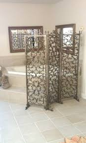 Wrought Iron Room Divider by Furniture Marvelous Picture Of Room Partition Furniture For Home
