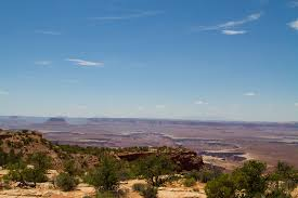 Rugged Landscape Canyonlands National Park Thetravelerslog