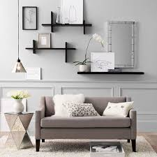 Decorating Ideas For Living Room Walls Stunning Ideas Pretentious - Ideas to decorate living room