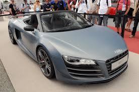 Audi R8 Matte - 2012 audi r8 gt spyder at le mans photo gallery autoblog